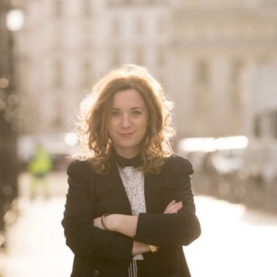 Maître Anne-Sophie Laguens