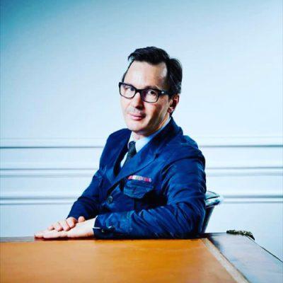 Maître Xavier Philippe Gruwez