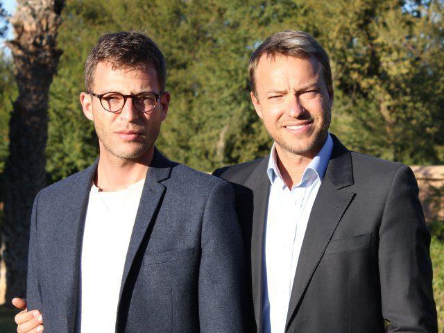 Stéphane & Simon